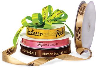 Nashville Wraps Personalized Christmas Ribbon