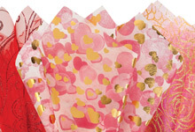 Floral Fabric Sheets