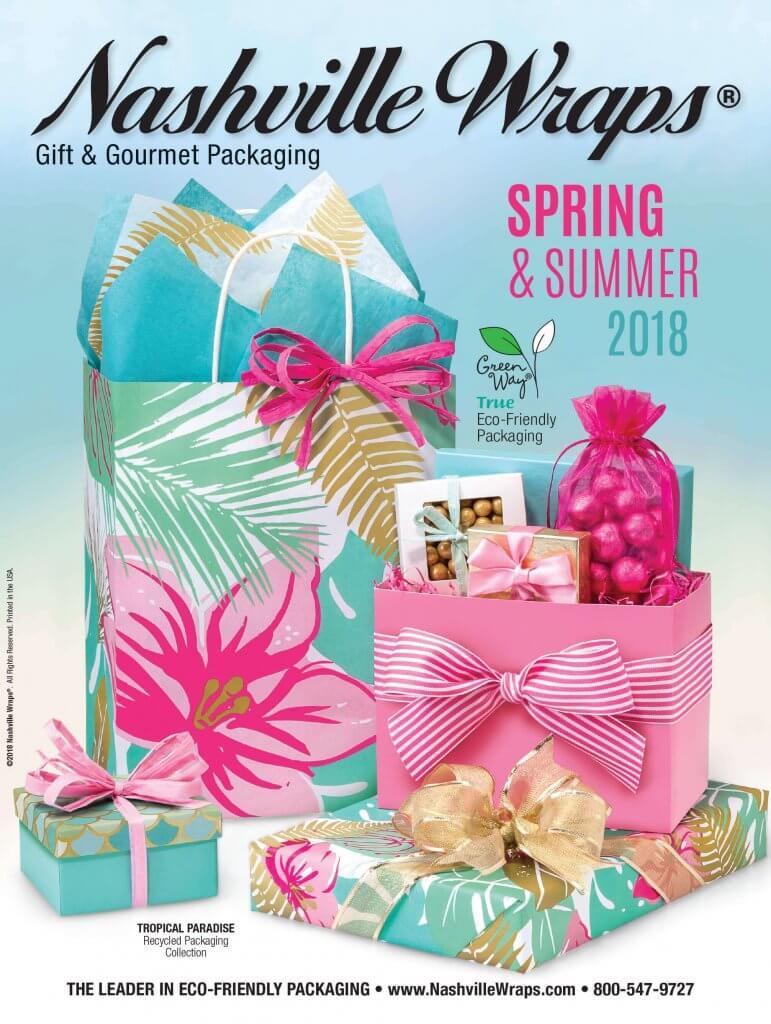 2018 Nashville Wraps Spring & Summer Catalog