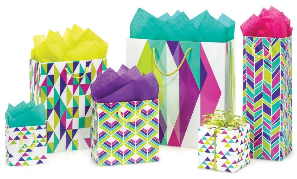 Kaleidoscope Gift Bags