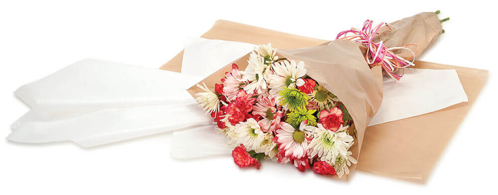 Mineral Paper Floral Supplies