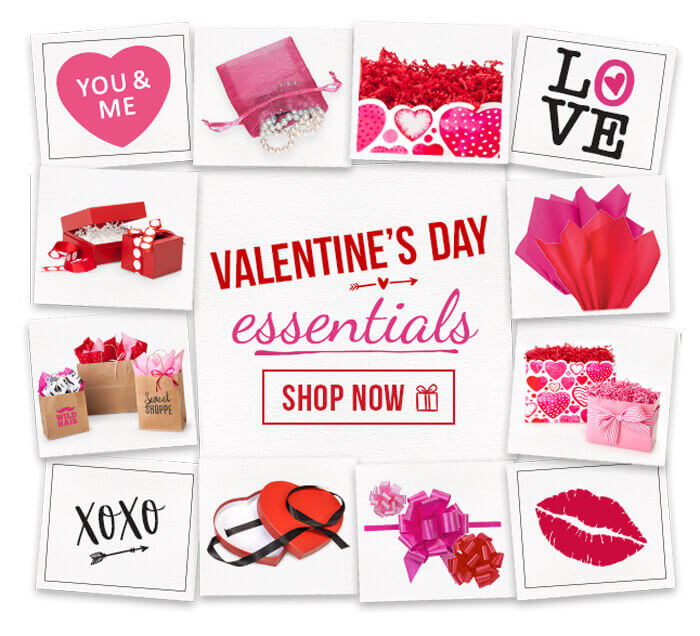 Valentine Gift Packaging
