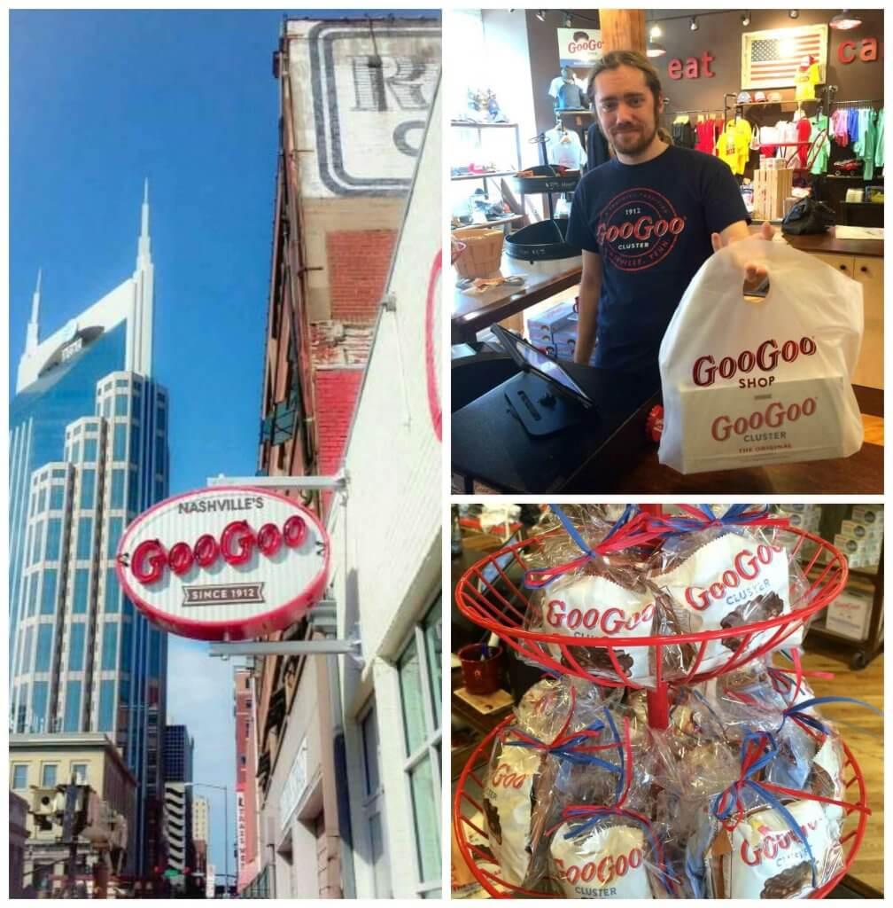 Goo Goo Shop Nashville Wraps