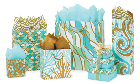 Coastal-Paradise-Totes-Mermaid-Gift-Boxes-Nashville-Wraps