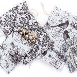 Classic Print Favor Bags | Nashville Wraps