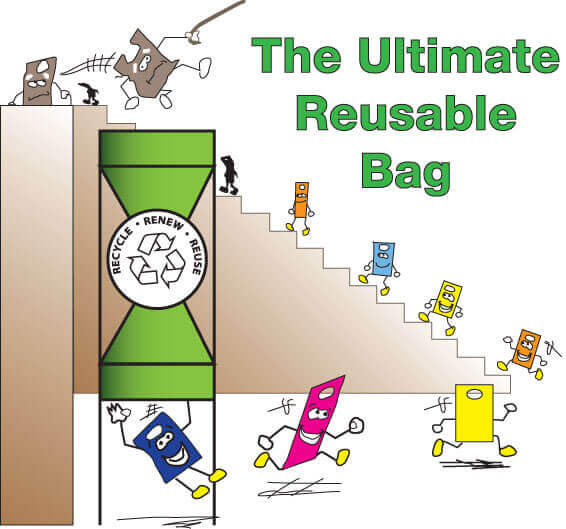 The ultimate reusable bag