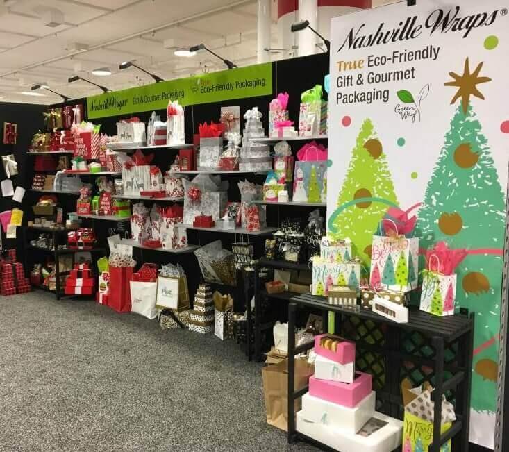 Nashville Wraps Atlanta Gift & Gourmet Show