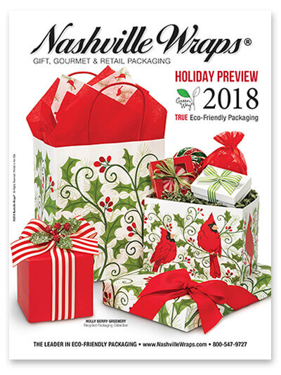 2018 Nashville Wraps Holiday Preview Catalog