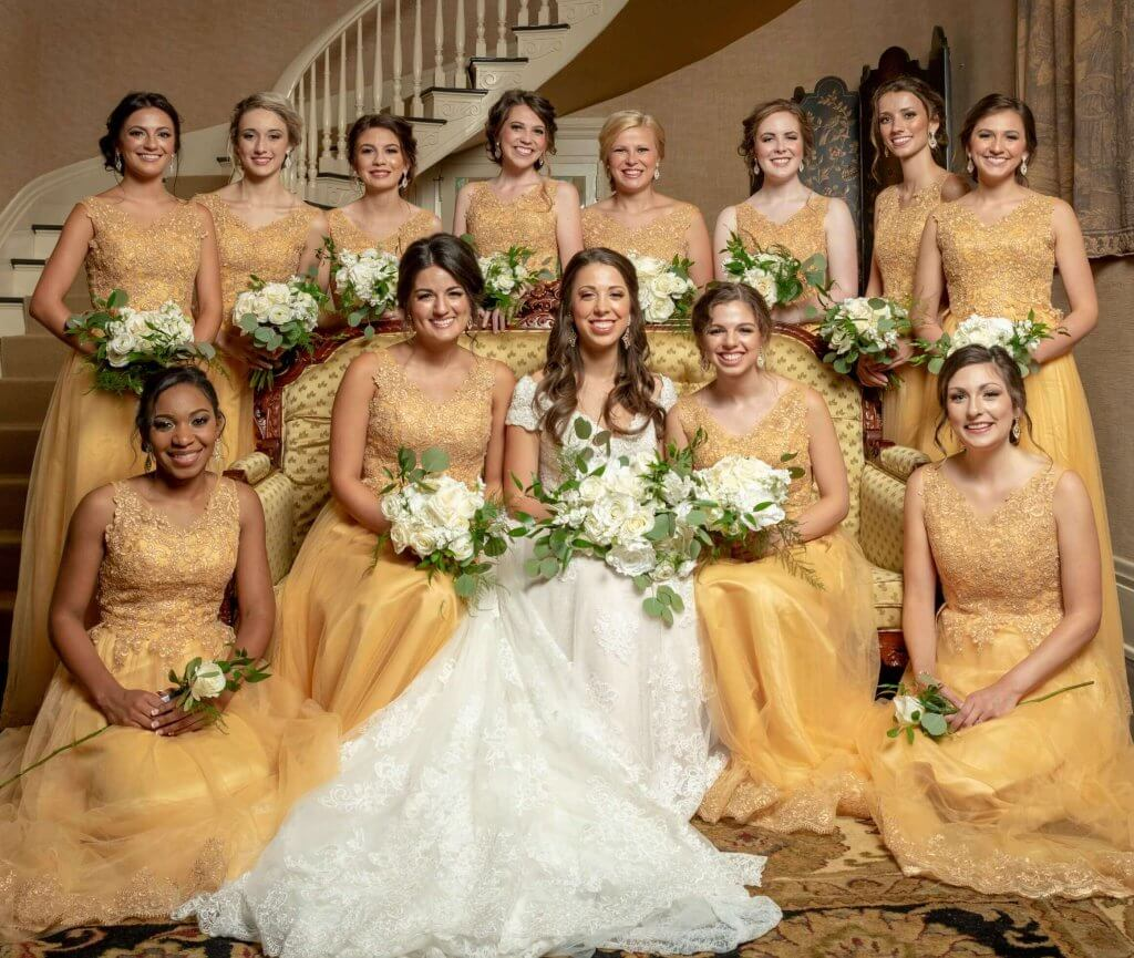 Brittany Baril Cohen Bridesmaids