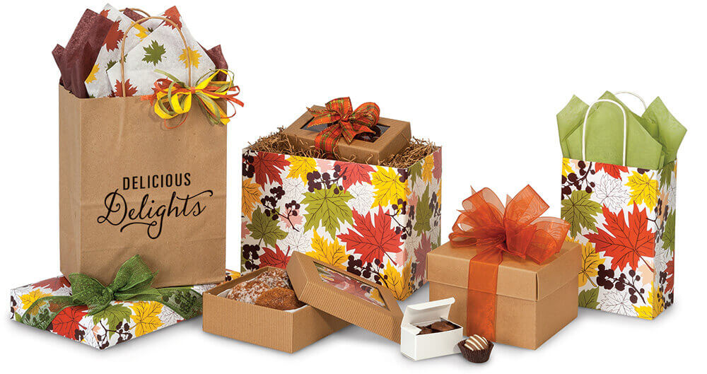 Fall Packaging from Nashville Wraps