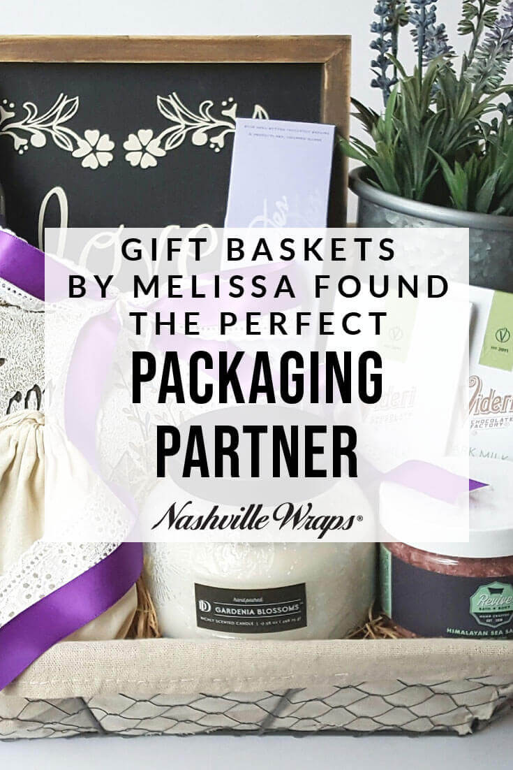 Gift Baskets by Melissa Found the Perfect Packaging Partner