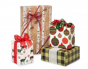 Value Christmas Gift Wrap from Nashville Wraps