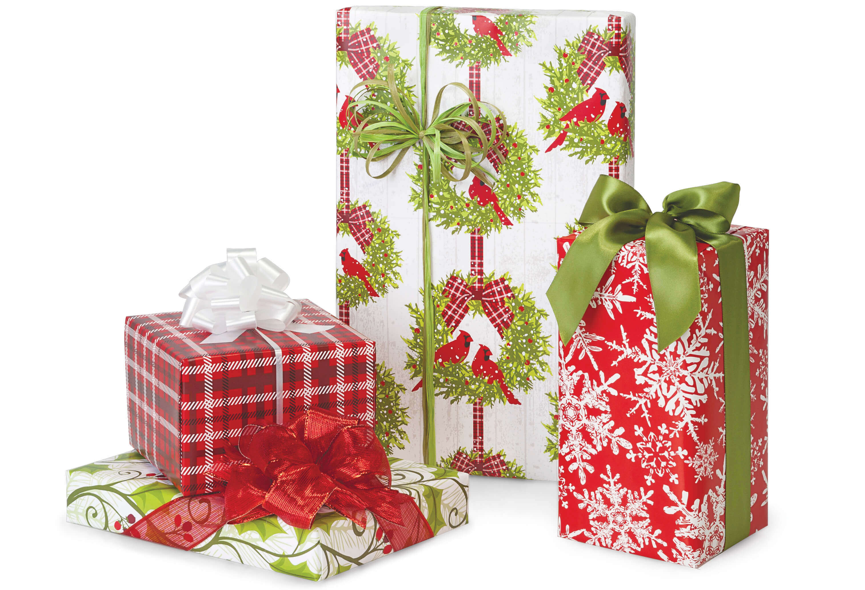 Christmas Premium Gift Wrap