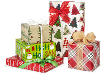 Value gift wrap from Nashville Wraps