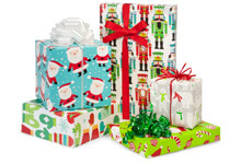 Christmas Wrapping Paper for Kids from Nashville Wraps