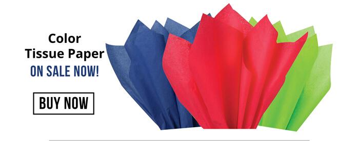 Color Tissue Paper