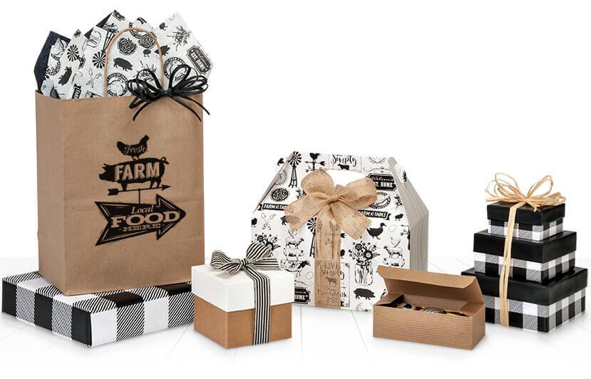 farmhouse packaging