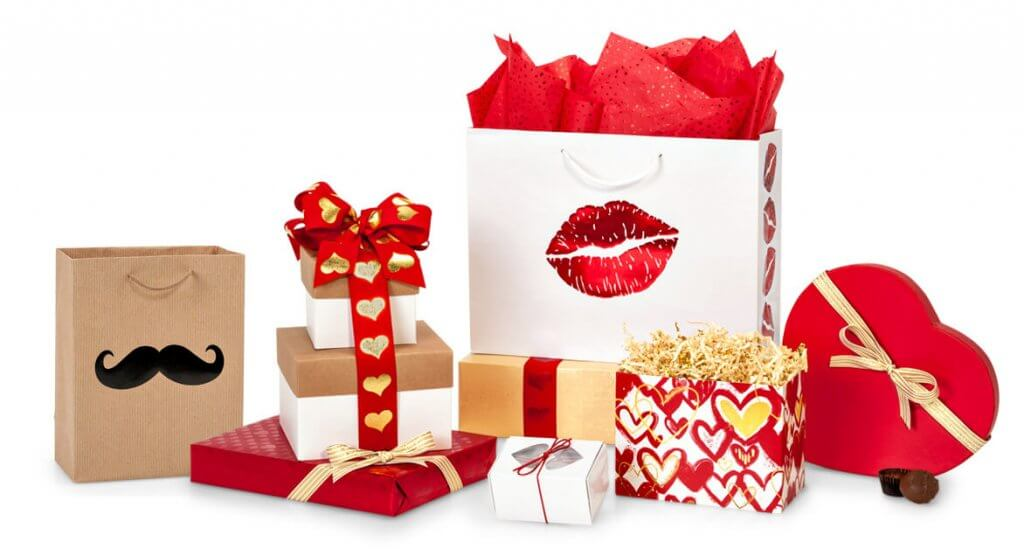 valentine gift packaging 2019