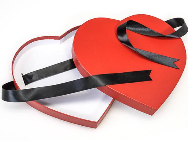 valentine heart boxes