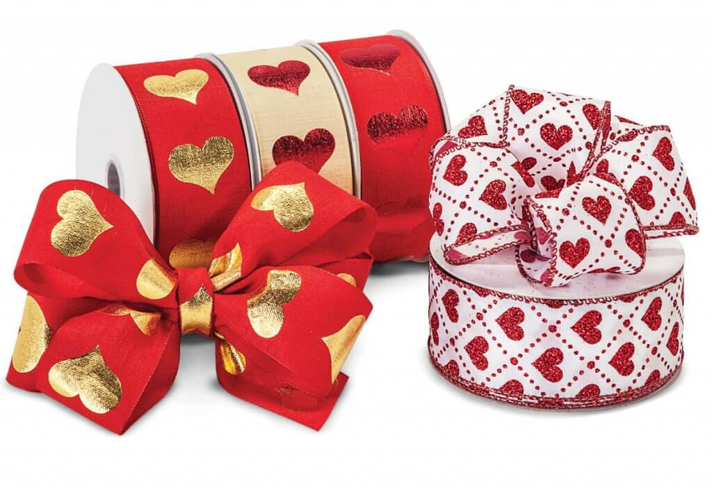valentine ribbon 2019