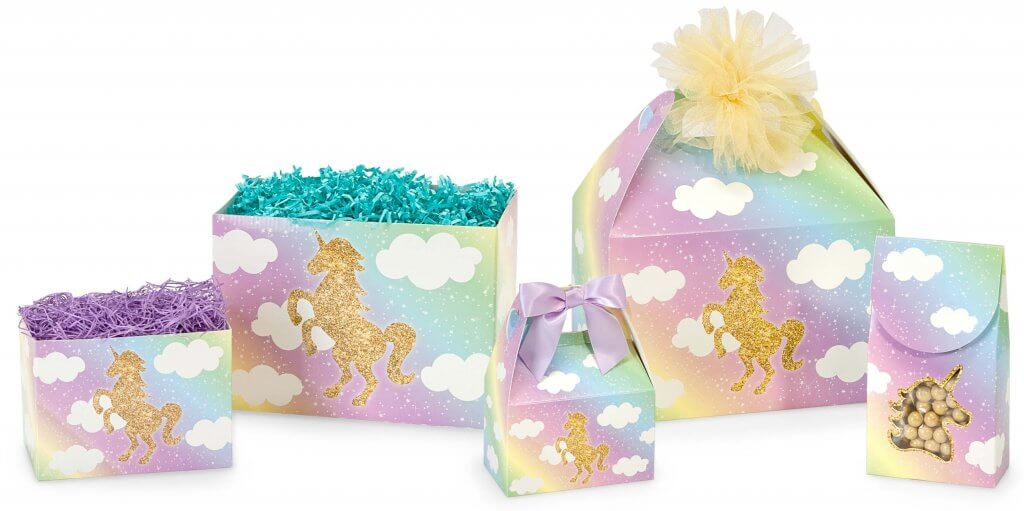 Unicorn Gift Basket Boxes | Nashville Wraps