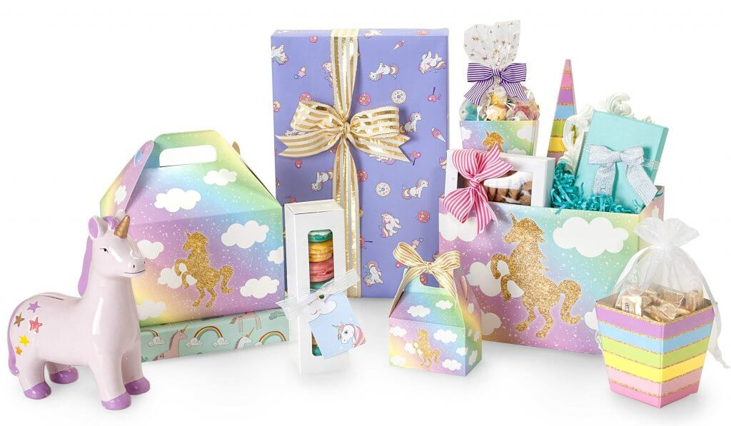 Unicorn Gift Packaging | Nashville Wraps