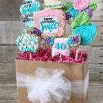Simply Renee Sweets Birthday Cookie Gift Basket