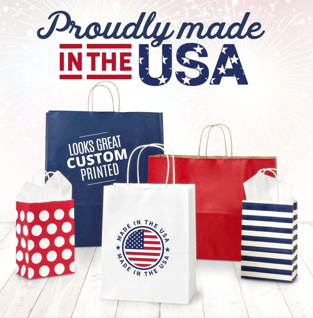 American-made bags
