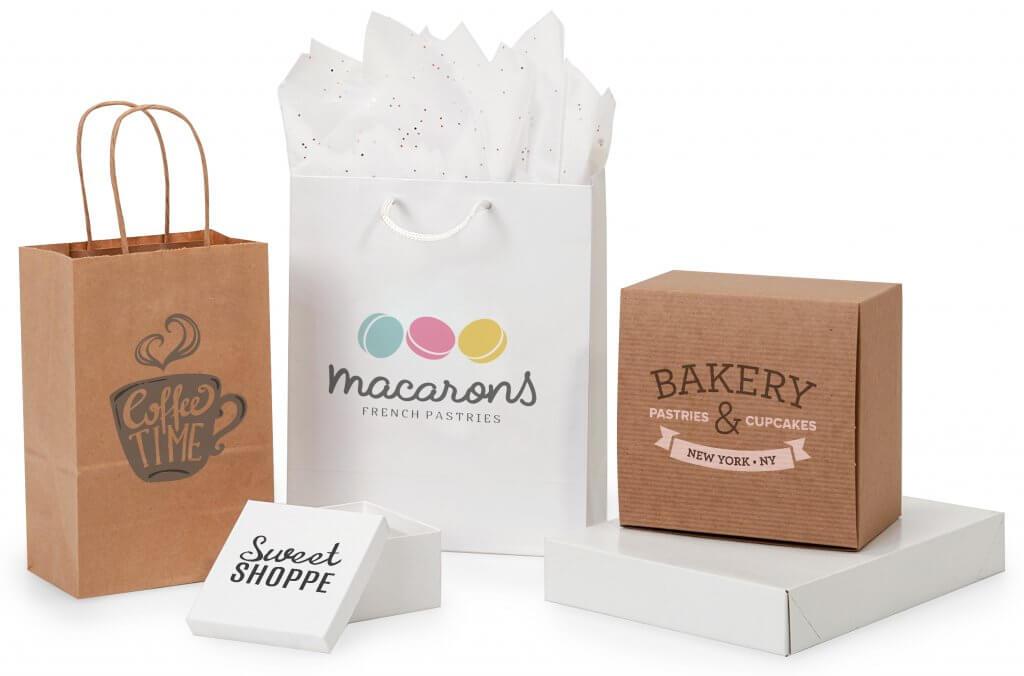custom print gourmet packaging