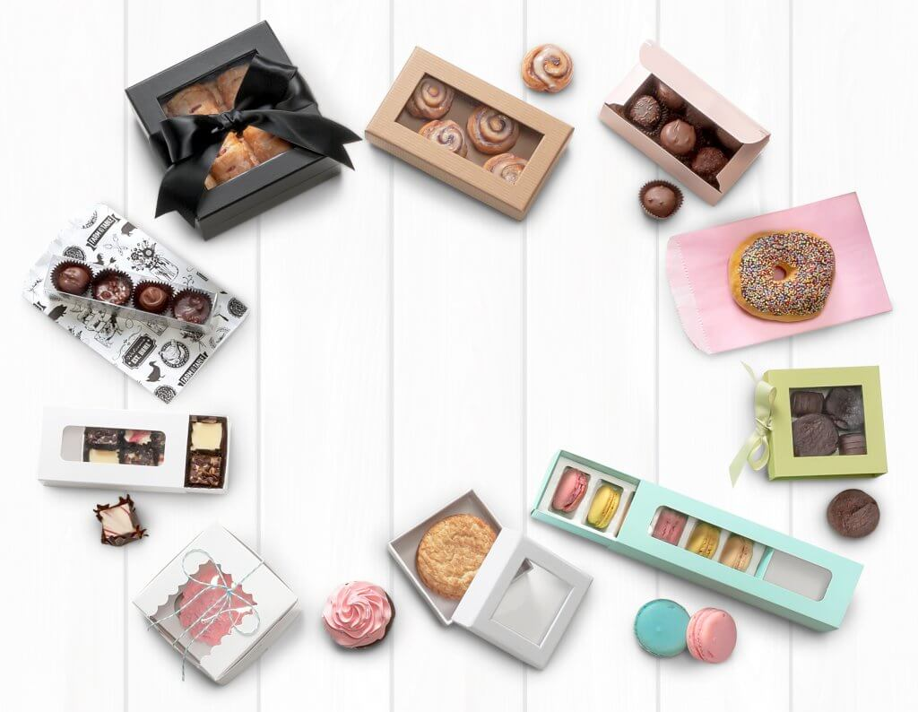 The Best Packaging for Candy, Cupcakes, Cookies, and More from Nashville Wraps!