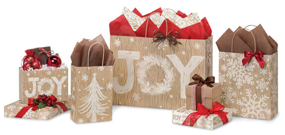 rustic christmas joy collection