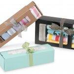 slide open boxes for feminine gifts