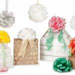 Poly Pom Gift Bows