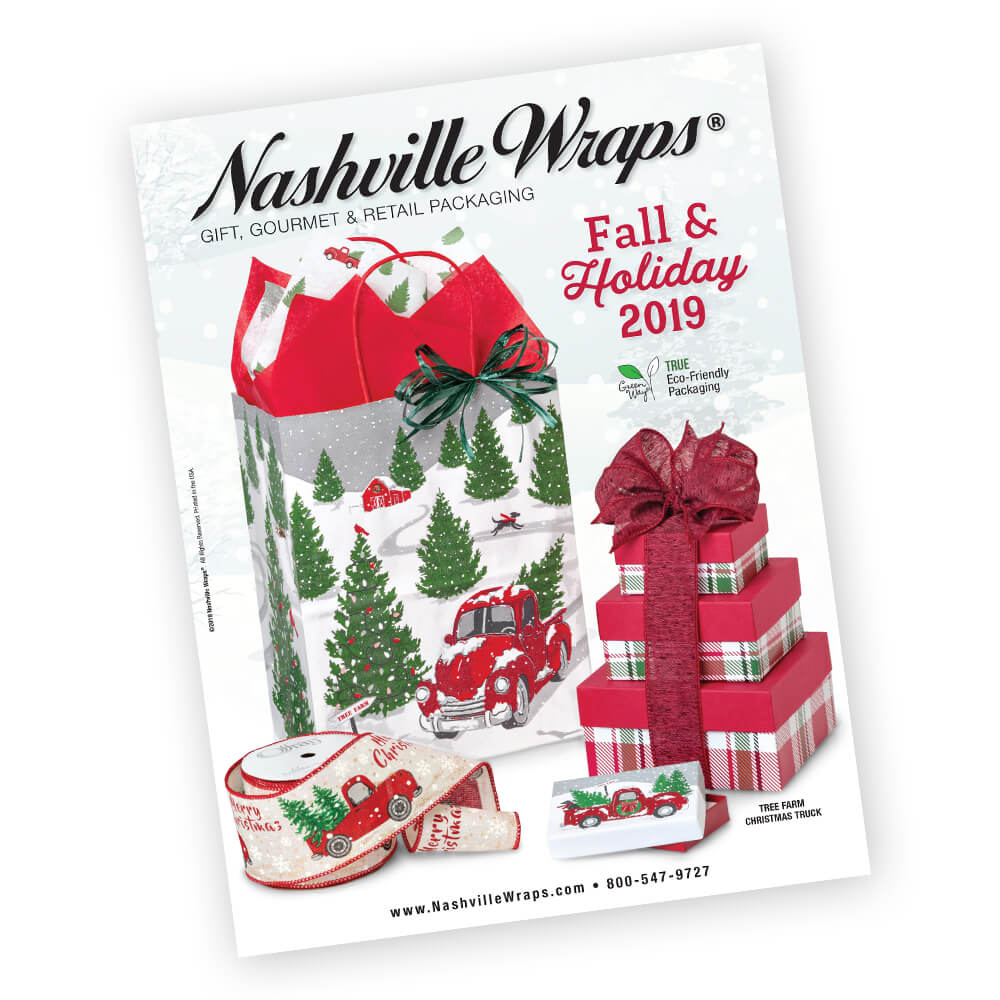 Holiday 2019 Nashville Wraps Catalog