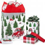 Tree Farm Christmas Truck Packaging Collection from Nashville Wraps