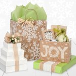 Rustic Joy Christmas Packaging Collection