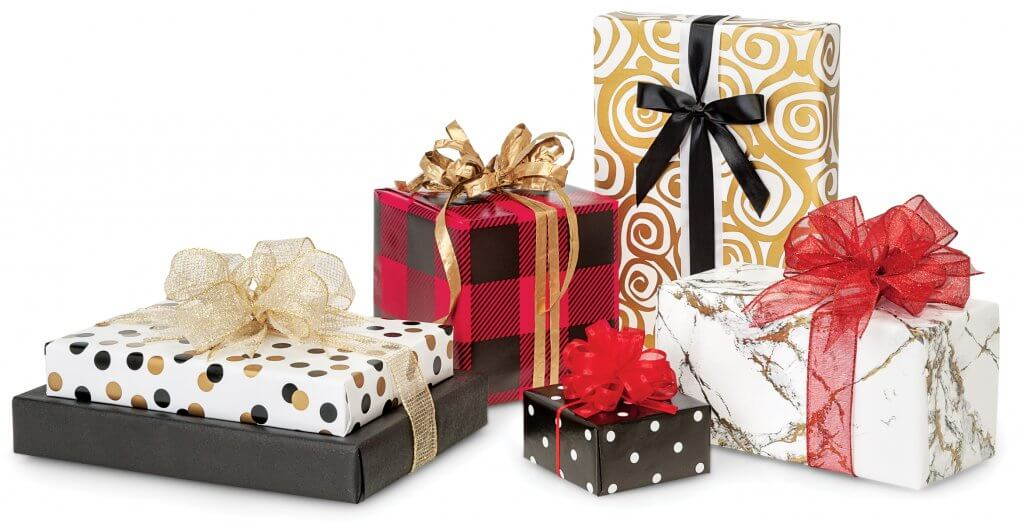 All occasion gift wrap from Nashville Wraps