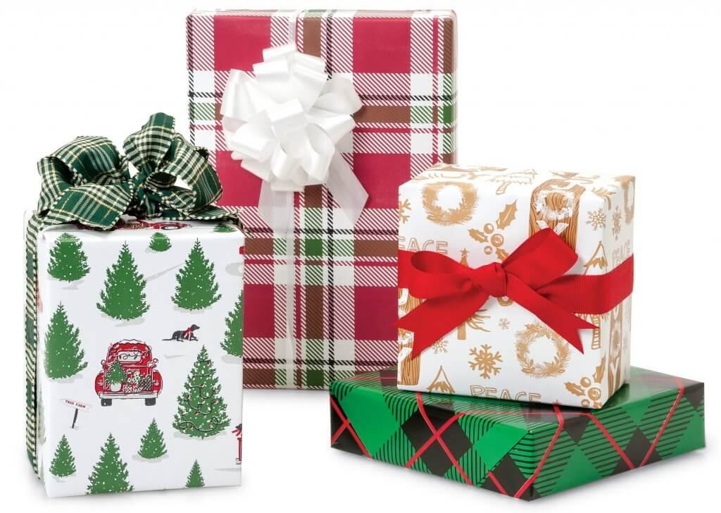 Christmas gift wrap tips from Nashville Wraps