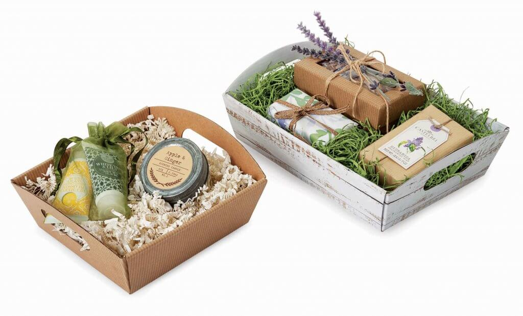 Gift Basket Containers from Nashville Wraps