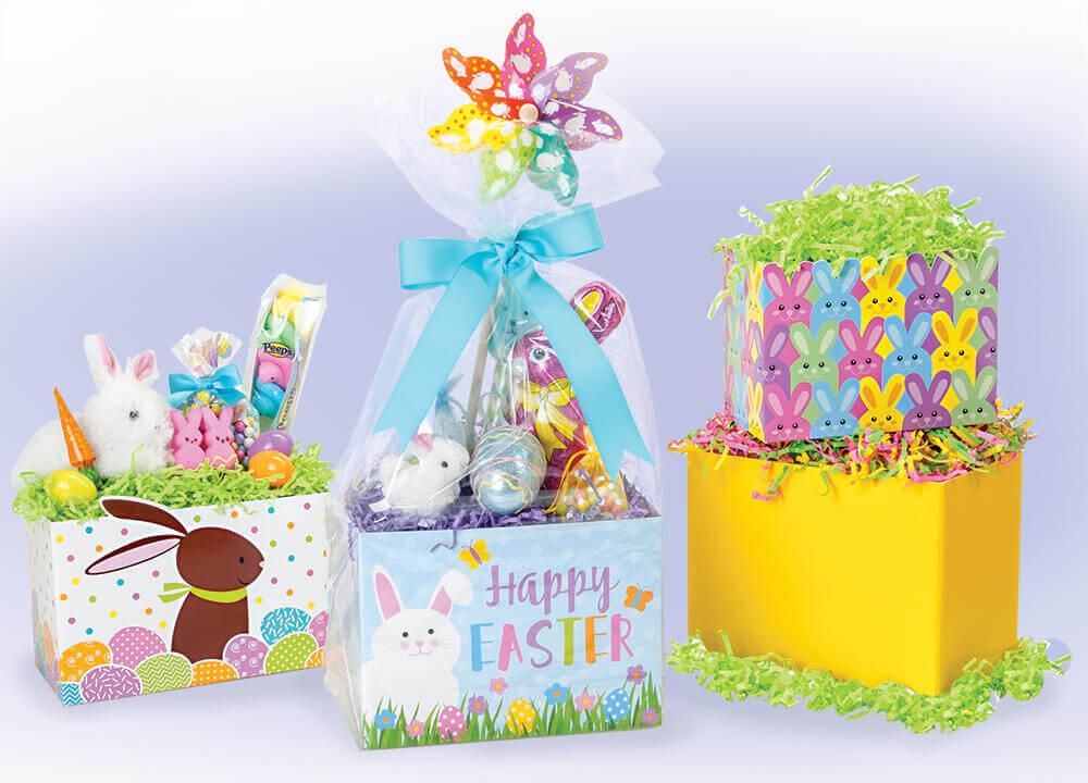 Easter Basket Supplies from Nashville Wraps
