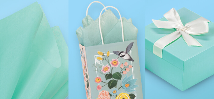 Amazing Aqua packaging for summer from Nashville Wraps